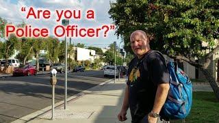 LAPD West Los Angeles Police Department 1st amendment audit