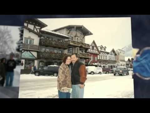 Winter in Leavenworth, WA