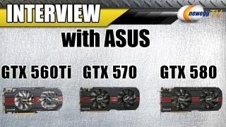 Newegg TV_ ASUS NVIDIA GTX 560 Ti, GTX 570, GTX 580 DirectCU II Video Cards