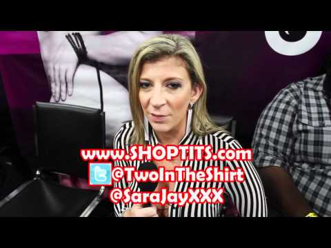 SARA JAY INTERVIEW FROM 2012 MIAMI BEACH EXXXOTICA