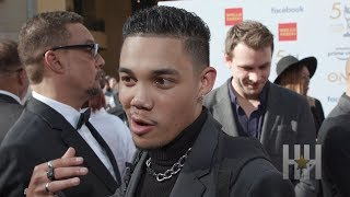 Did Roshon Fegan Really Hit Those High Notes Playing Bobby DeBarge?