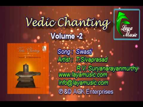 Swasti- Vedic Chanting - Volume 2