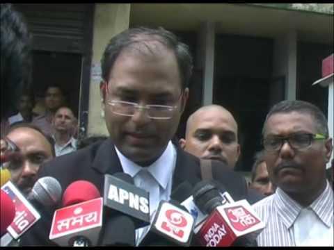 KUMAR VISHWAS SURRENDER IN SULTANPUR COURT TODAY