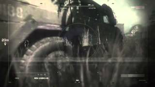gemplay Call of Duty Ghosts mission 2 part 2