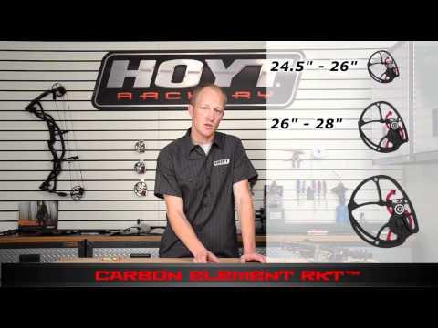 2012 Hoyt RKT Cam & 1/2
