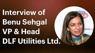 Interview of Benu Sehgal   VP   Head