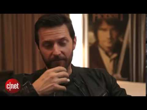 Richard Armitage interview for The Hobbit on CNET Australia (3rd May 2013)