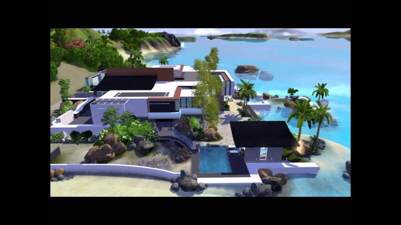 The Sims  Island Paradise Houses