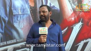 Bhadra Kali Prasad At Evan Da Movie Press Meet