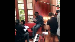 Download Stonebwoy's Recording Section in Coke Studio Afric 3Gp Mp4
