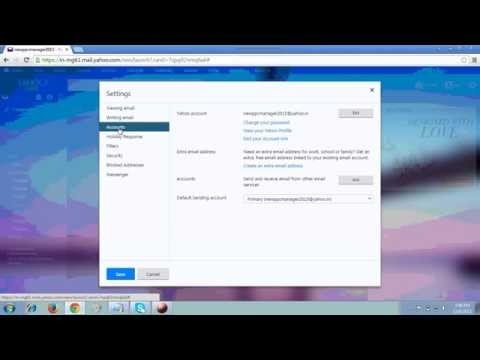 How to Reset Yahoo Email Password 2015