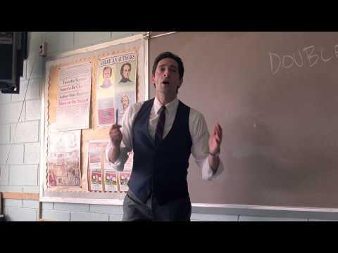 Учитель на замену. Сильный отрывок