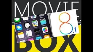 Movie Box iOS 8.1 Not Working