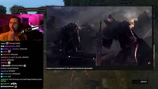 """Asmongold Reacts to """"Dark Souls Story ► The Legend of Artorias the Abysswalker"""" by VaatiVidya"""