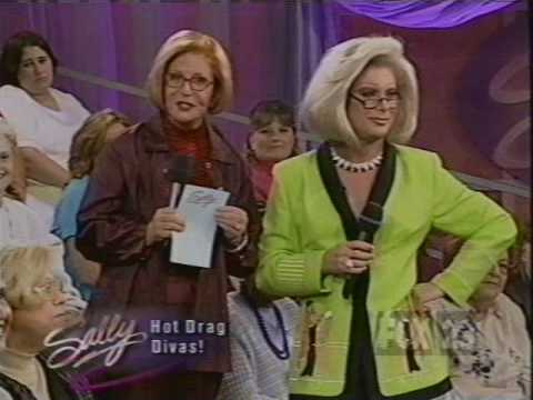 Sally Jesse Raphael Hot Drag Divas 2001.wmv Part 1 Video