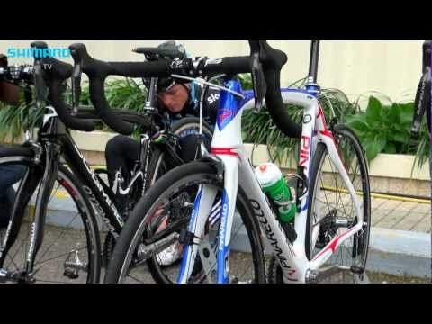 Shimano Race TV - Bradley Wiggins pt1