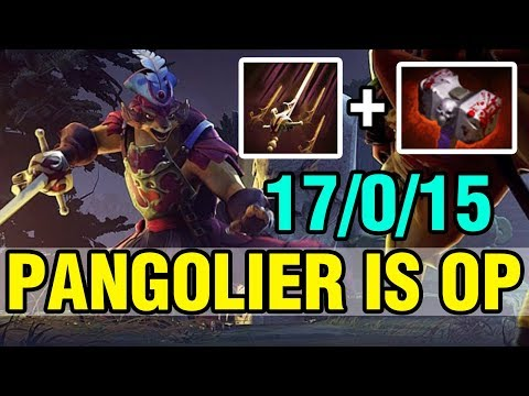 PANGOLIER IS OP - iceiceice - Dota 2