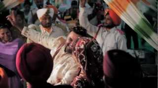Welcome to Punjab - AMRITSAR, Punjabi Wedding, India 2012 by Gregsvideo.Com.