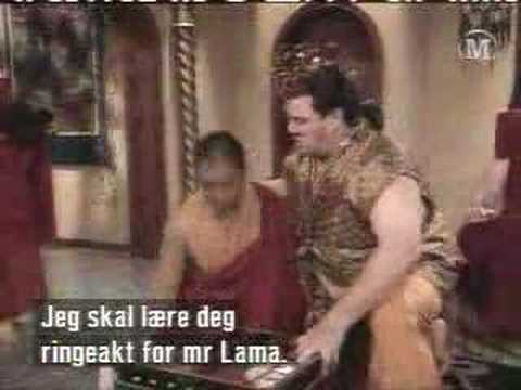 Mad Tv- Steven Segal- Dalai Lama