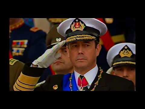 Parada Militar Chile 2012   Infanteria de Marina