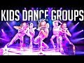 BEST TOP 7 Kid Dance Groups on Got Talent Global