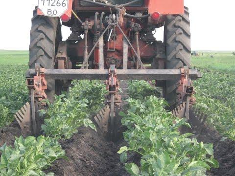 Пидгортач картопли до т-25