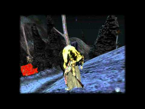 Creepypasta - jvk1166z.esp/Morrowind Mod [Polski Lektor]