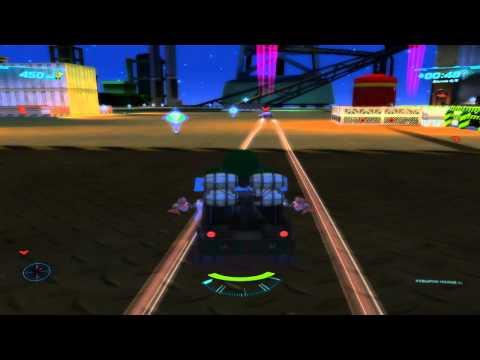 Cars 2 Возвращение к вышке  (Тачки 2 играем Мэтром)