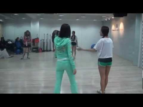 Sistar  Alone Dance Practices