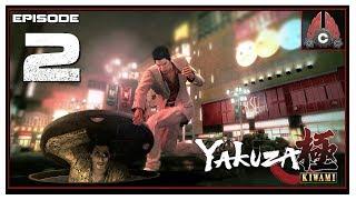 Let's Play Yakuza Kiwami With CohhCarnage - Episode 2 29.98 MB
