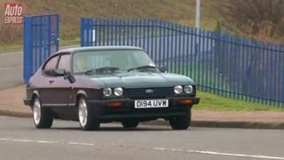 Ford Sierra Cosworth, Capri, XR2 review  - Auto Express