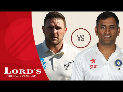 Brendon McCullum vs MS Dhoni | Who's The Greatest?