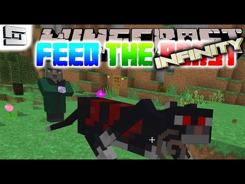 Minecraft FTB Infinity - NEW SERIES ( Hermitcraft Feed The Beast E1 )