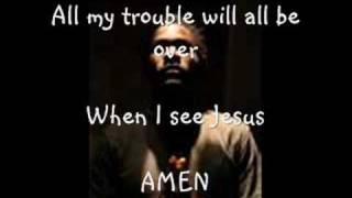 Douglas Miller - When I See Jesus