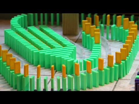 Education with Dominoes! (Global Citizen Part 2)