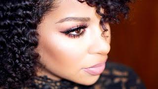 Valentine's Day Romantic Makeup Look | BeautybyLee