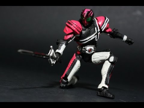 Toy Review: S.I.C. Kiwami Tamashii Kamen Rider Decade