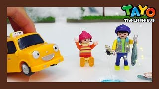 Tayo and the frozen town l Tayo Rangers Special #1 l Tayo The Little Bus