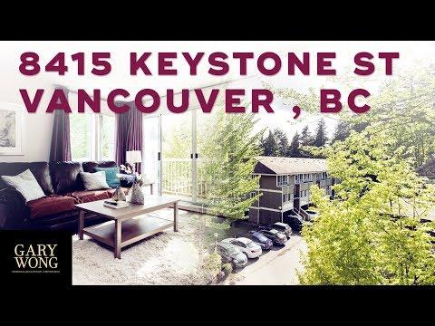 8415 Keystone St. Vancouver BC   Luxury Homes