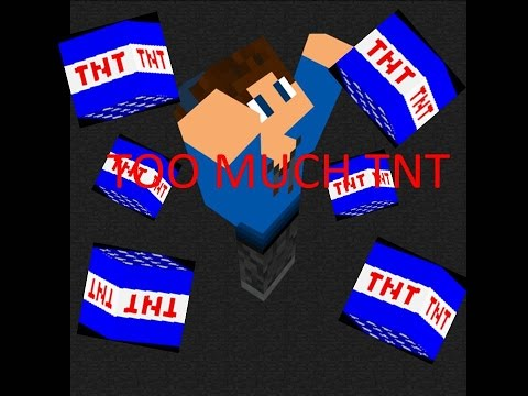 TOO MUCH TNT Mod!