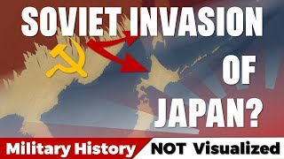 Why didn't the Soviets invade Japan?