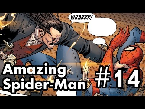 Amazing Spider-Man #14 Review/Recap. Epic Conclusion To The Spider-Verse