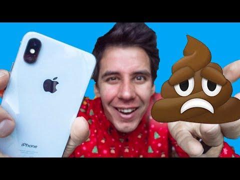 iPhone X = Г@ВНО. ТОП-10 ПРУФОВ. уничтожил его
