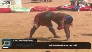 مصر العربية | شاهد غرائب وطرائف المصارعة فى النيجر