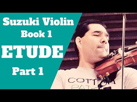 Etude Suzuki Violin Youtube