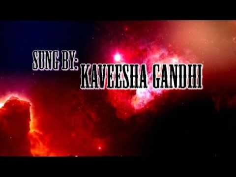 Aakash ganga surya chandra tara..Sung by Kaveesha Gandhi...Music arranged by Rahul Bhatt