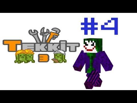 Wedry a Joker hraj í Tekkit  - Ep. 04 - DIAMONDS!