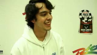 Somos t�o Jovens - WSOP 2012: Nicolau Villa-Lobos sobre sua participação no filme sobre Renato Russo