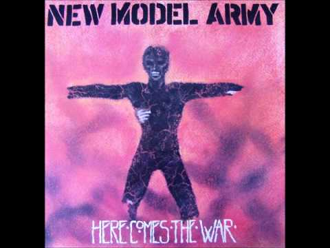 New Model Army - Ghost Of Your Father