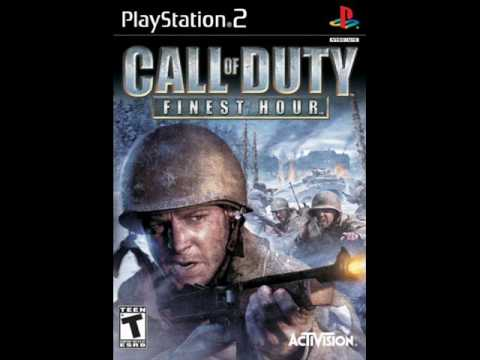 Call of Duty Finest Hour OST - Bridge at remagen
